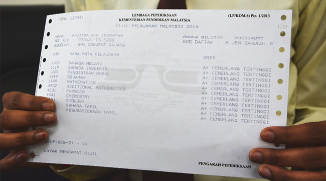 Spm Results Out Today Here S How To Check The Results