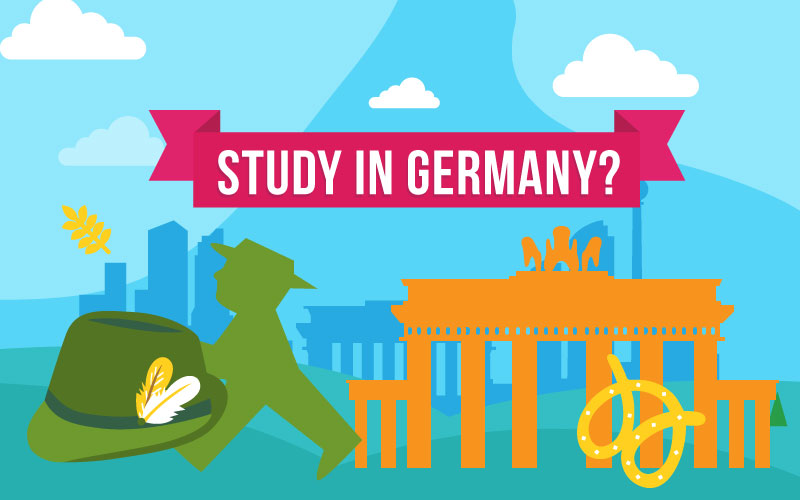 Study in the Germany - All you need to know about studying in Germany