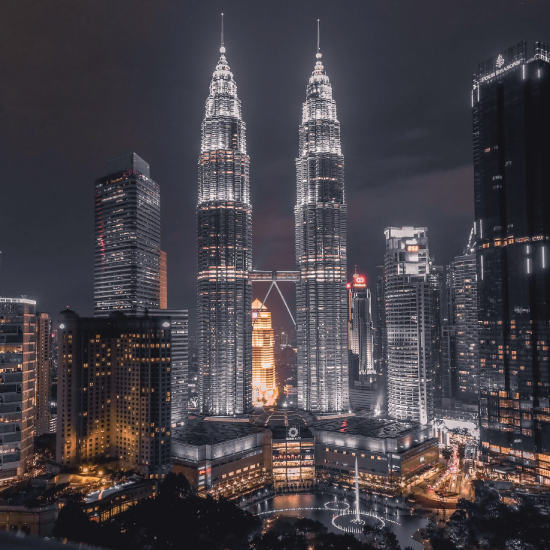 Architecture studies in Malaysia