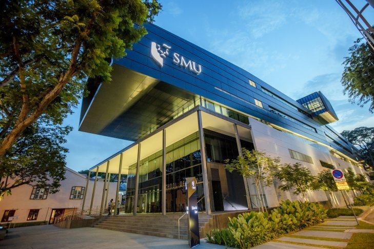 singapore management university kampus pilihan