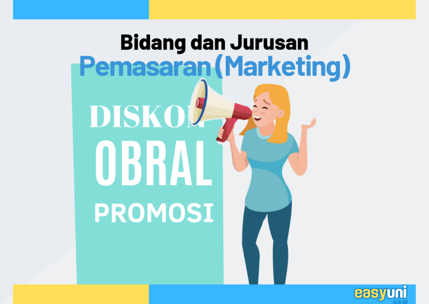 kuliah jurusan pemasaran marketing