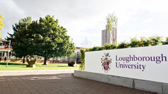 Loughborough University di inggris