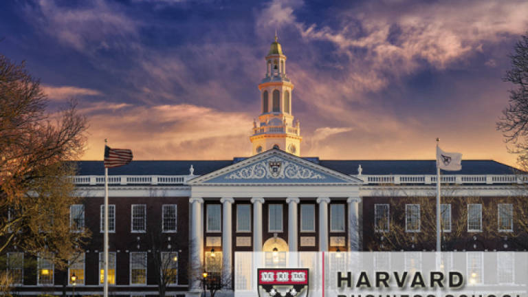 universitas harvard business school